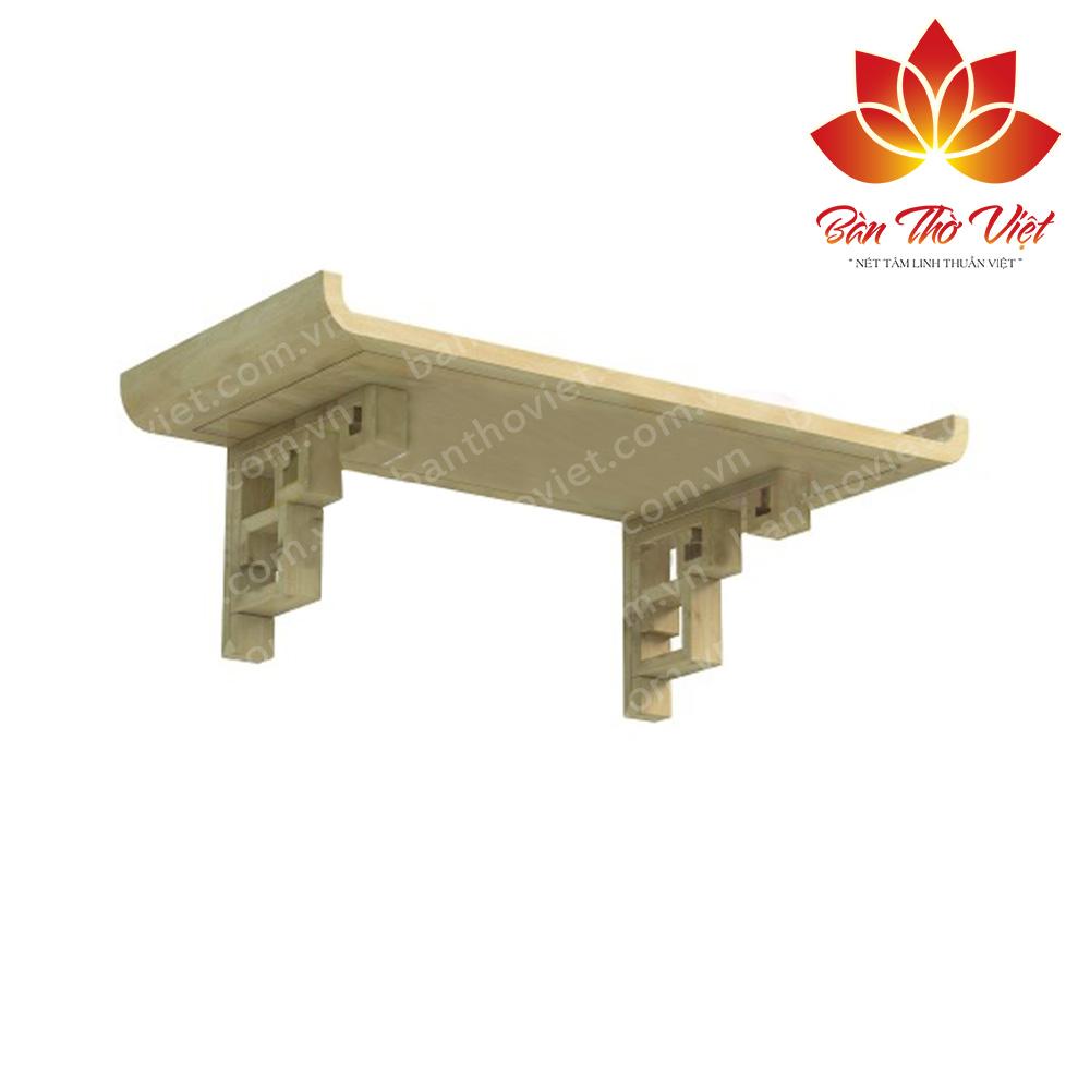 Một số mẫu bàn thờ treo tường hiện đại có tại Bàn Thờ Việt