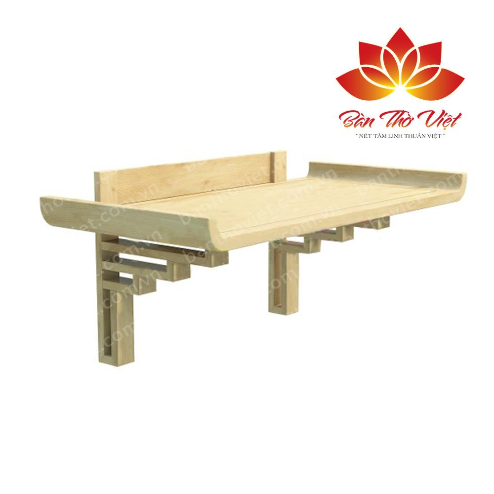 Những mẫu bàn thờ treo tường đẹp tại Bàn Thờ Việt