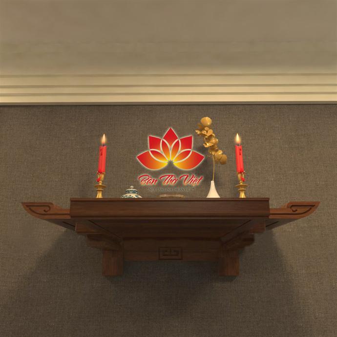 Địa chỉ uy tín tìm mua sản phẩm bàn thờ treo hiện đại