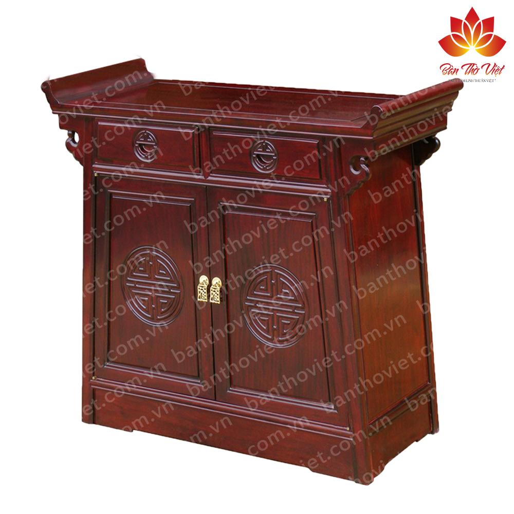Cửa hàng bán tủ thờ đê la thành Uy Tín NhấtCửa hàng bán tủ thờ đê la t - 2