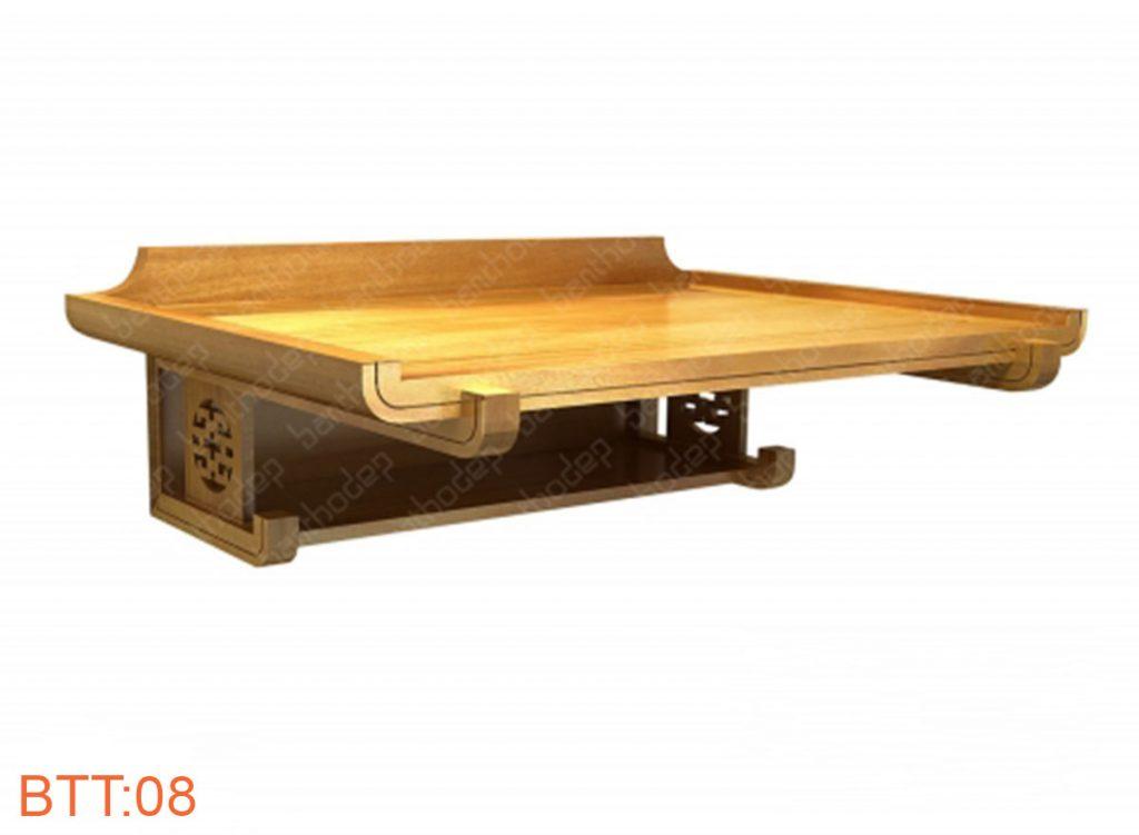TÓP những mẫu bàn thờ treo tường 2 tầng Giá Rẻ, Đẹp năm 2019