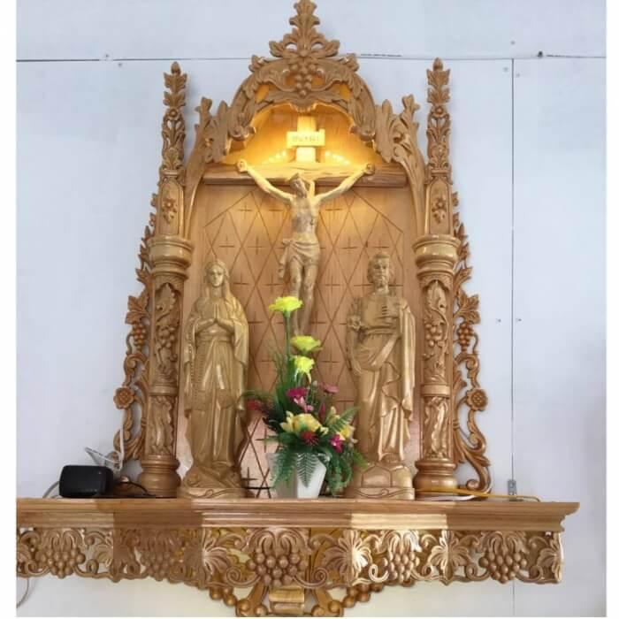 Hơn 999+ mẫu bàn thờ chúa đẹp, chất lượng nhất năm 2020